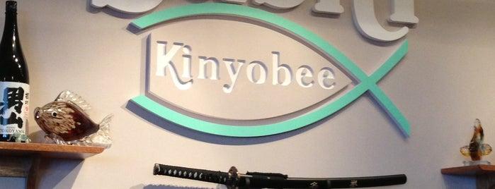 Kinyobee Japanese Restaurant & Sushi Bar is one of Atlanta.