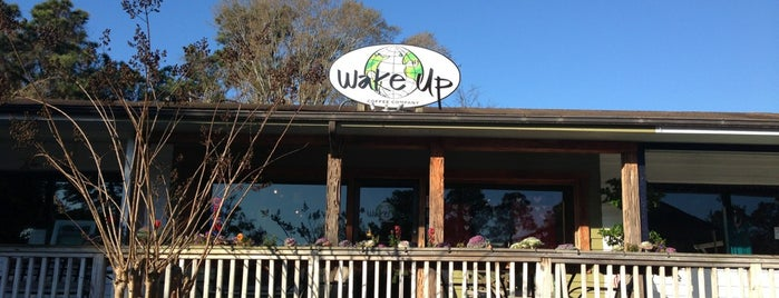 Wake Up Coffee Company is one of Locais salvos de Tilsit.