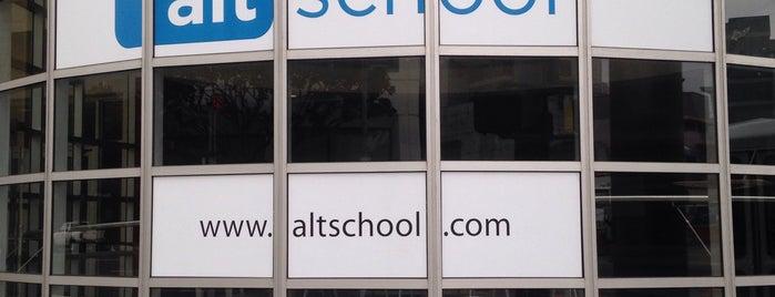 AltSchool Yerba Buena is one of Tom 님이 좋아한 장소.