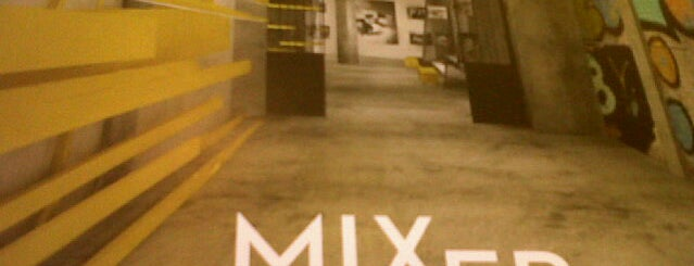 Mixer is one of Istanbul.