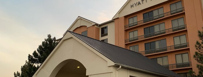 Hyatt Place El Paso Airport is one of Cross Country (Part 2).