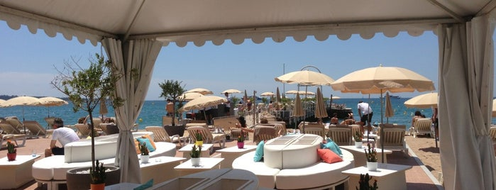 Bâoli Beach is one of Cannes, France.