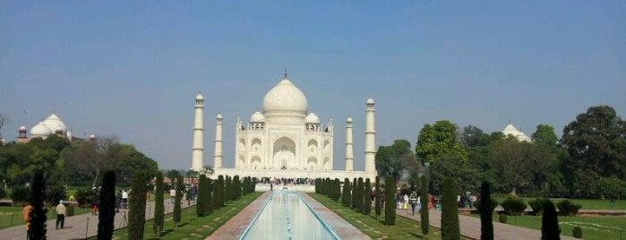 Taj Mahal | ताज महल | تاج محل is one of World Heritage Sites List.