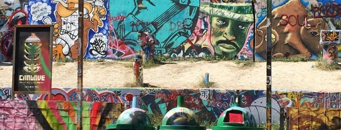 Graffiti Park is one of Austin To-Do.