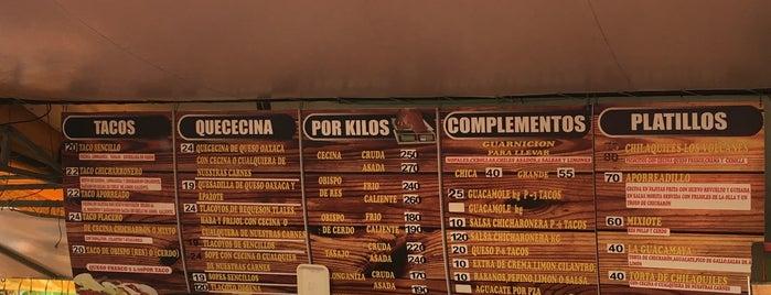 Tacos De Cecina Yecapixtla is one of Playa del Carmen.