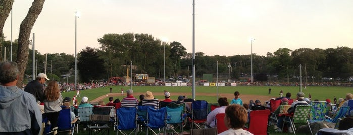 Orleans Firebirds Cape Cod League Baseball is one of Cape Cod Done Right.