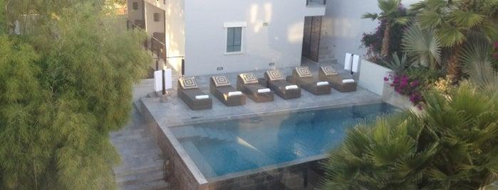 Hotel Matilda is one of Design Hotels.