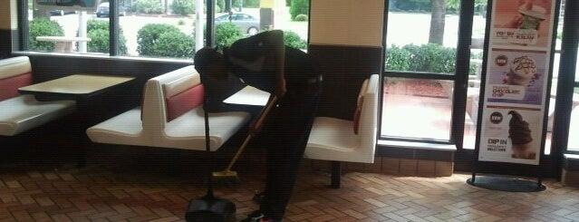 McDonald's is one of Bianca : понравившиеся места.