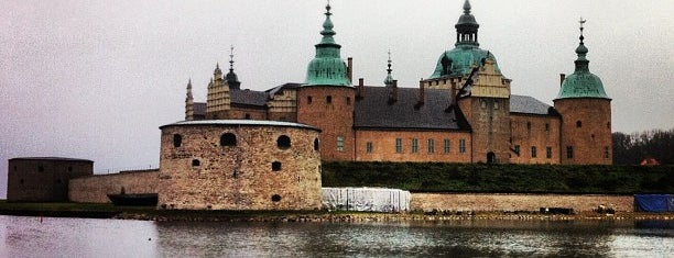 Kalmar Slott is one of wonders of the world.