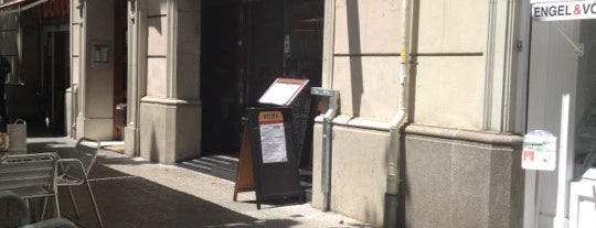 Racó de les Corts is one of lunch- around the office.