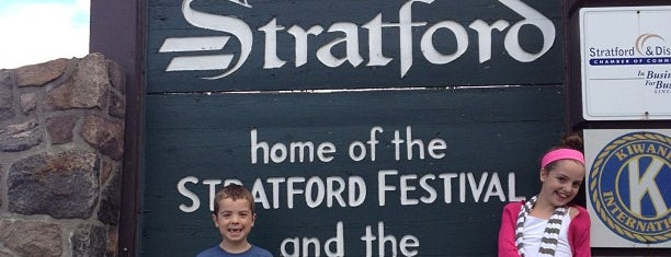 Stratford, Ontario is one of To go - Toronto.