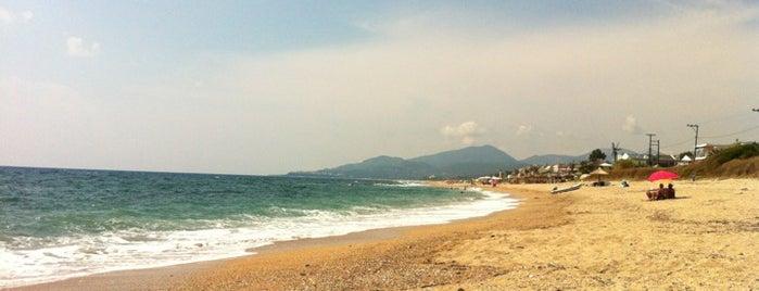 Kanali Beach is one of Amazing Epirus.