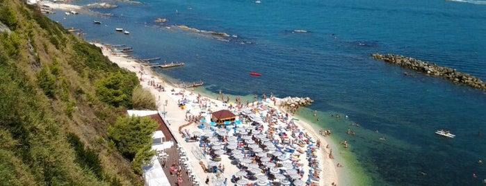 Spiaggia del Passetto is one of Lieux qui ont plu à Jonathon.