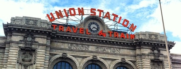 Denver Union Station is one of Denver (To Do).