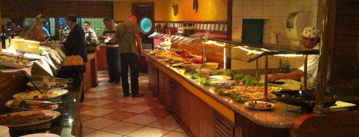 Pampa Grill is one of Fernanda 님이 좋아한 장소.