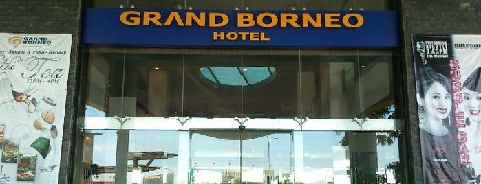 Grand Borneo Hotel is one of Lieux sauvegardés par ♭Ξ ℳ♭Ξ Ƙ.
