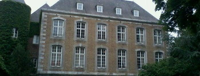 Chateau de Colonster is one of Lieux qui ont plu à Catherine.