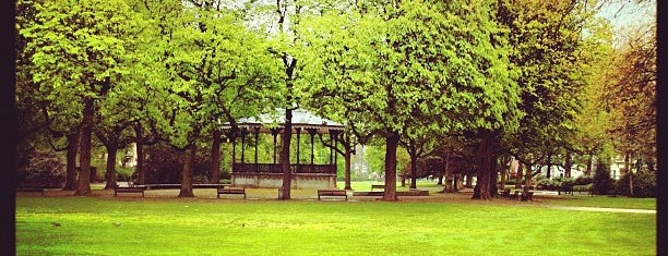 Koning Albertpark is one of Fred's Liked Places.