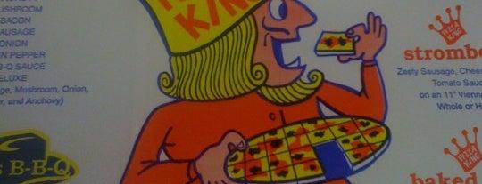 Pizza King - Creasy Lane is one of Jonathan'ın Beğendiği Mekanlar.