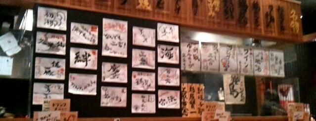 本気炭火焼鶏料理 壱屋 本町店 is one of Locais curtidos por Hideo.