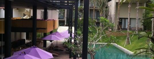 Centra Taum Resort Seminyak is one of Faradina : понравившиеся места.