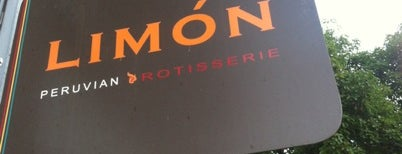 Limón Peruvian Rotisserie is one of Gourmet Expectations: Eats Good!.