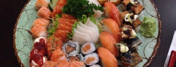 Kasato Sushi is one of Veja Comer & Beber ABC - 2012/2013 - Restaurantes.