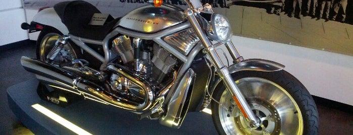 Harley-Davidson Motor Company - Vehicle & Powertrain Operations is one of Nice gems outside.