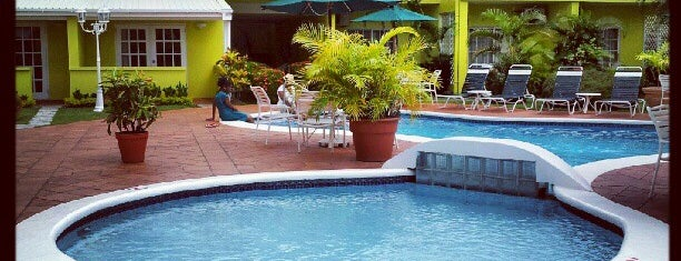 Bay Gardens Hotel is one of St. Lucia life.