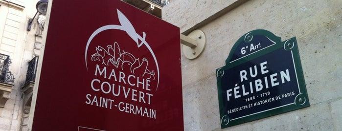 Marché Saint-Germain is one of Paris.