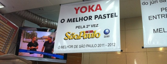 Yoka is one of Sampa.