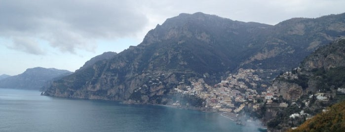 Positano is one of ITALY  best cities.
