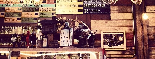The Grey Dog - Nolita is one of MY NYC.