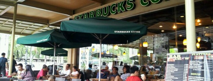 Starbucks is one of Mark.