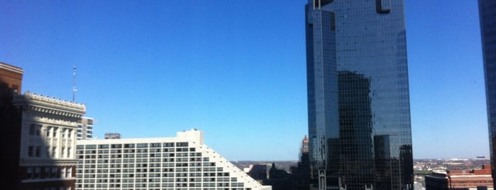 Courtyard by Marriott Fort Worth Downtown/Blackstone is one of Single joints of Ft worth.