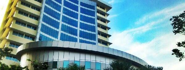 National Institute of Development Administration (NIDA) is one of Lieux qui ont plu à Pravit.