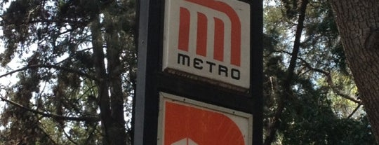 Metro Auditorio (Línea 7) is one of Bike Friendly México.