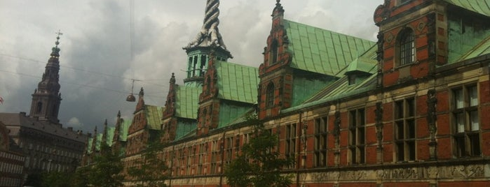 Copenhague is one of Cities I've Visited.
