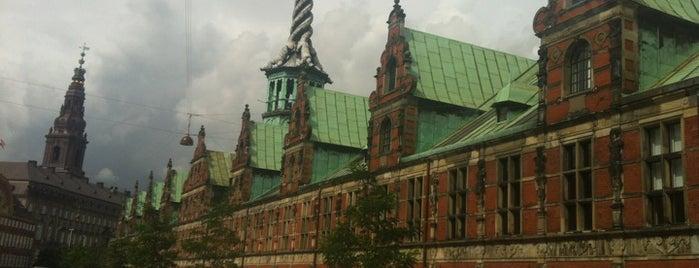 Kopenhag is one of Cities I've Visited.
