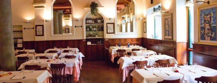 Osteria del Gambero Rosso is one of Valerio: сохраненные места.