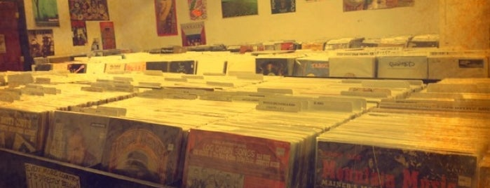Academy Records Annex is one of Vinyl records.