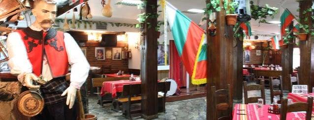 Сите българи заедно is one of Restaurants.