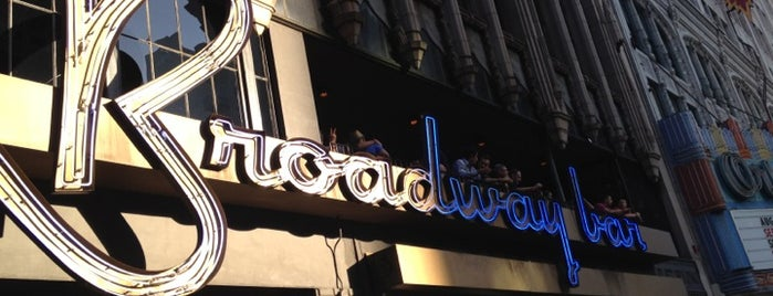 Broadway Bar is one of Happy Hour.