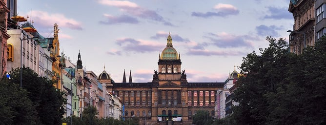 Plaza de Wenceslao is one of Viaje a Praga.