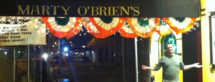 Marty O'Brien's is one of Suitable Bars in Manhattan.