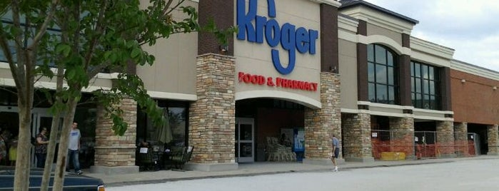 Kroger is one of Freshさんのお気に入りスポット.