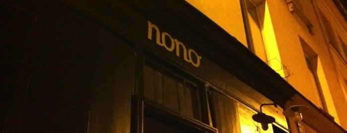 Nono is one of Cafés et bars.