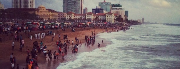 Galle Face Green is one of Sri Lanka.