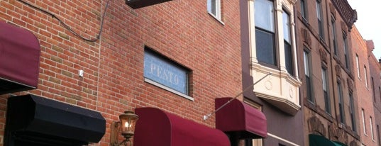 Ristorante Pesto is one of Margie's Saved Places.