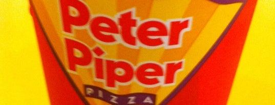 Peter Piper Pizza is one of Orte, die Catheryne gefallen.